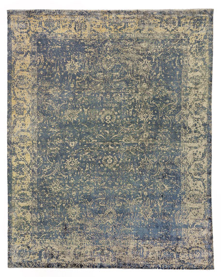 Adelaide Hand-Knotted Rug, 6' x 9'