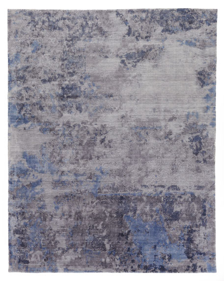 Harmony Hand-Knotted Rug, 6' x 9'