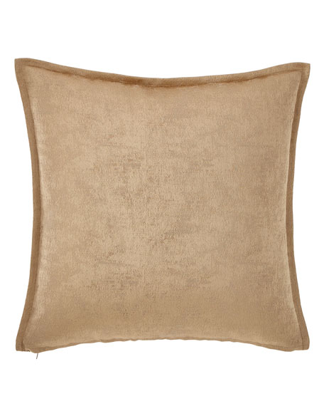Fino Lino Linen & Lace Shimmer Decorative Square