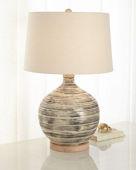 Alamont Ceramic Table Lamp