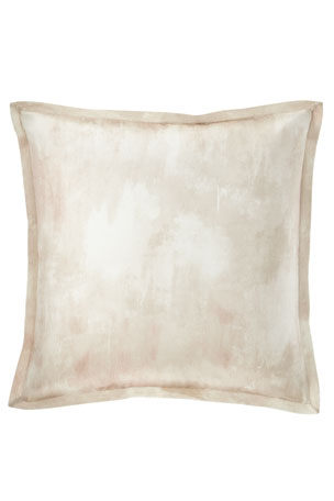 Michael Aram Textured Silk European Sham