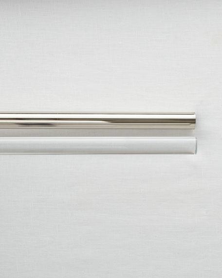 Vault Curtain Rod, 6'