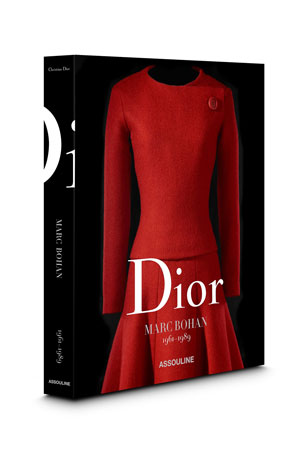 Assouline Dior Book by Marc Bohan $195.00