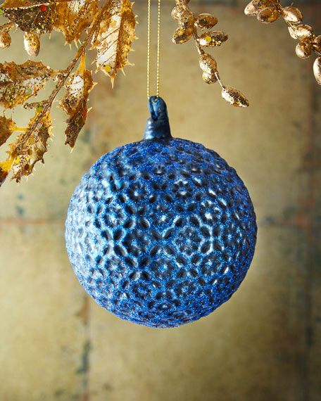Imari Ball Christmas Ornament