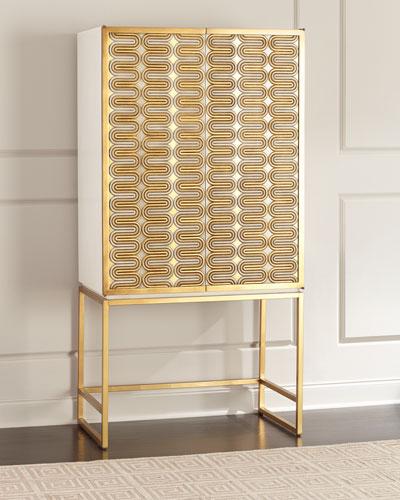 Park Avenue Bar Cabinet
