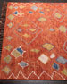 Milan Hand-Knotted Rug, 8' x 10'