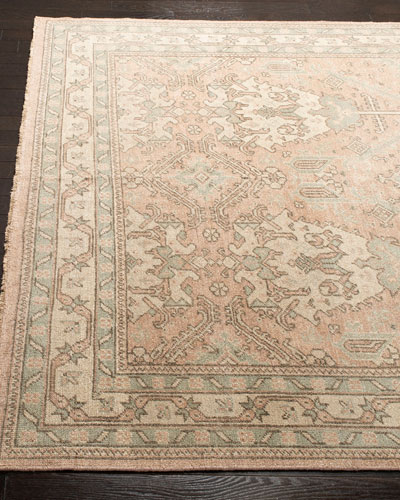 Louie Hand-Knotted Rug, 9' x 12'