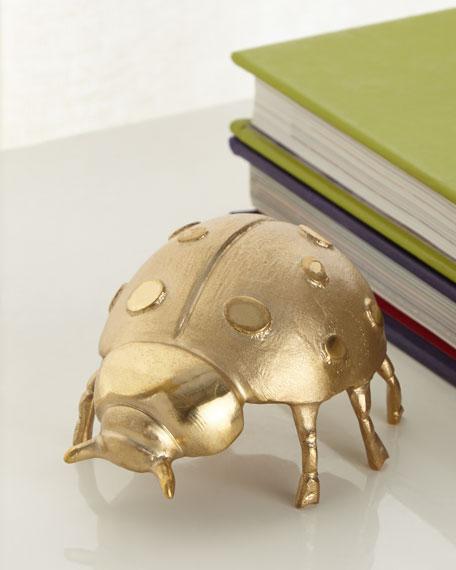 Brass Ladybug