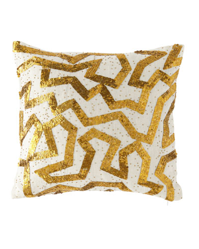 Talitha Graffiti Pillow