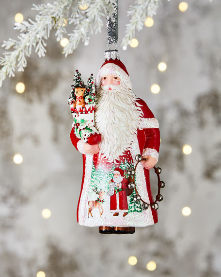 Patricia Breen Amato Claus Ornament