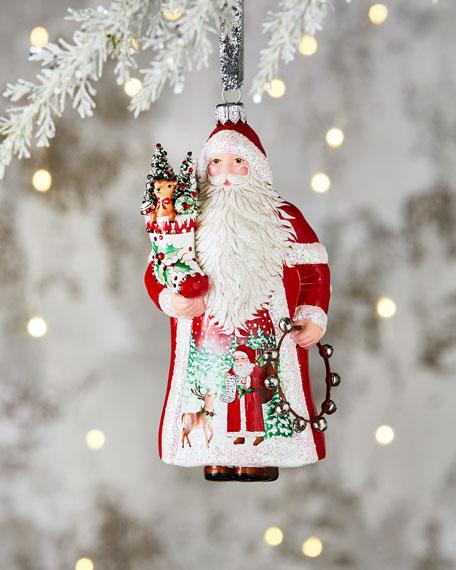 Patricia Breen Amato Claus Ornament