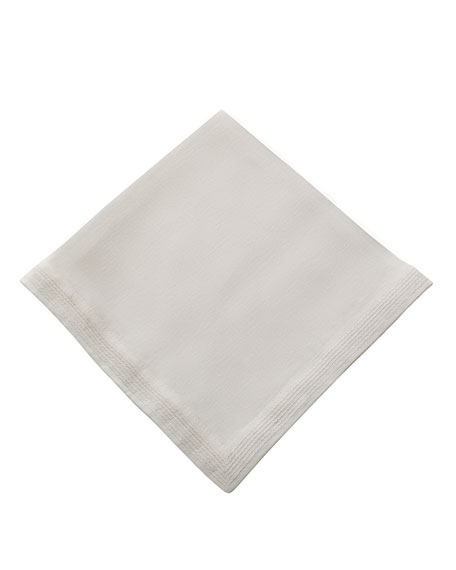Wheat Dinner Napkin, Eggshell