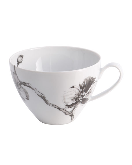 Black Orchid Breakfast Cup