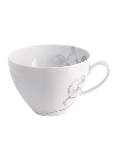 Botanical Leaf Breakfast Cup