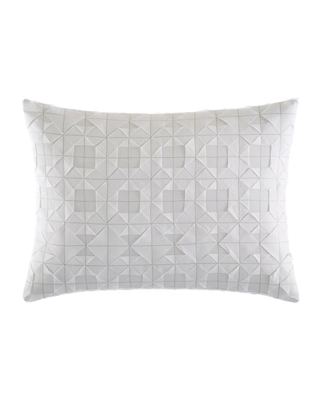 Origami Stitching Pillow