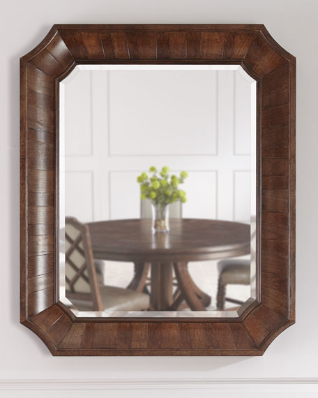 Hamilton Rectangle Mirror and Matching Items