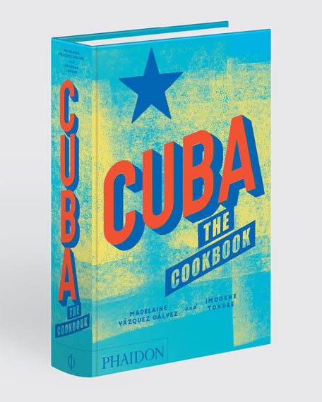 Phaidon Press Cuba: The Cookbook