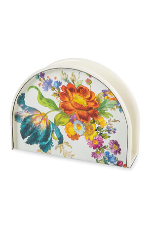 MacKenzie-Childs Flower Market Napkin Holder