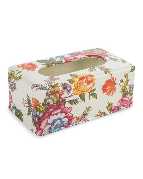 Flower Market Standard Tissue Box Holder