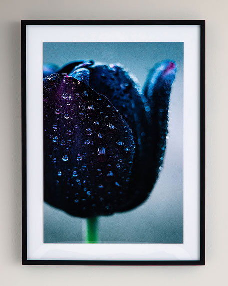 """""""Waterdrops"""" Photography Print on Photo Paper"""