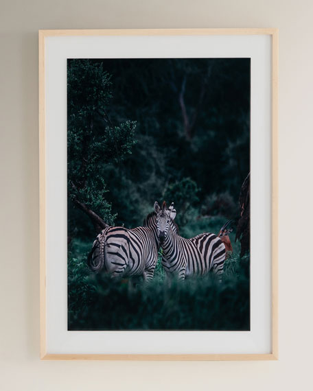 """""""Watching"""" Photography Print On Photo Paper Framed Wall Art"""