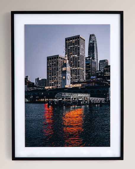 """San Fran"" Photography Print on Photo Paper"