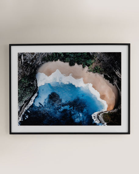 """Hideaway"" Photography Print on Photo Paper Framed Wall Art"