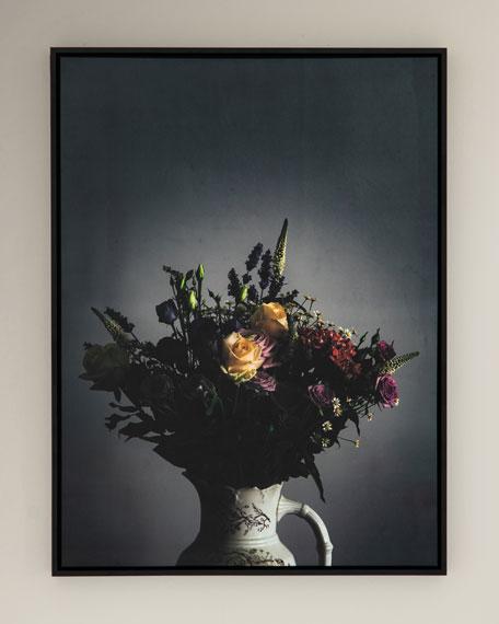 """Spotlight"" Photography Print on Canvas Framed Wall Art"