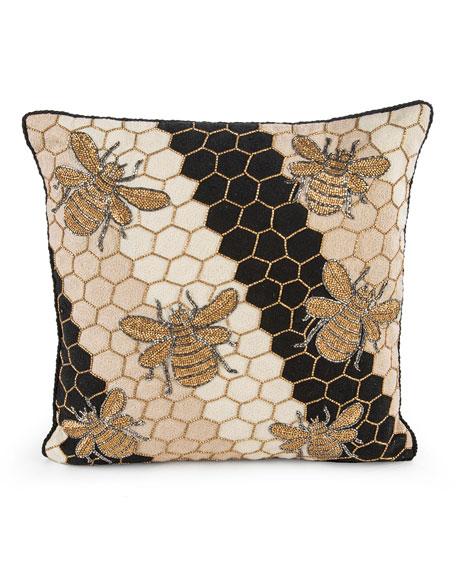 Beekeeper Pillow