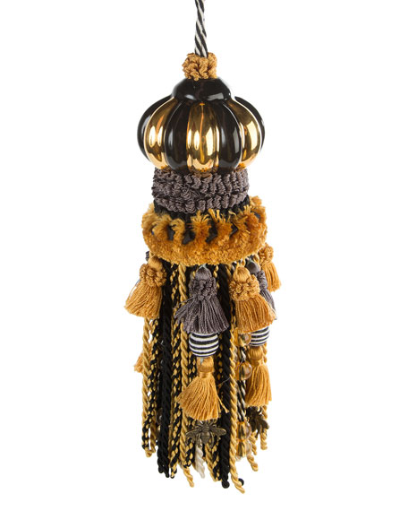 MacKenzie-Childs Queen Bee Tassel