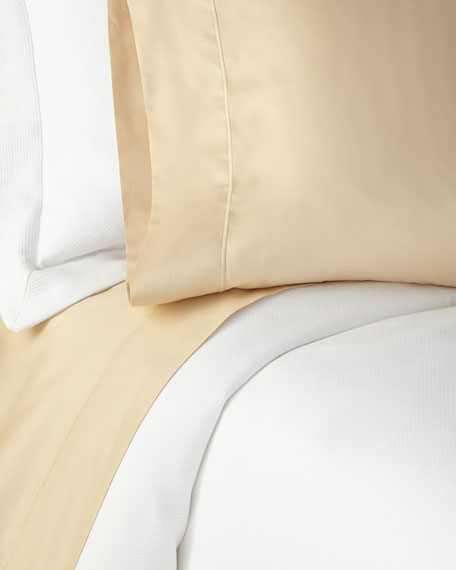Queen 420 Thread Count Serenade Fitted Sheet