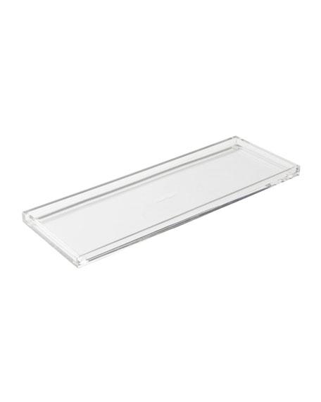Acrylic Bloc Desk Tray