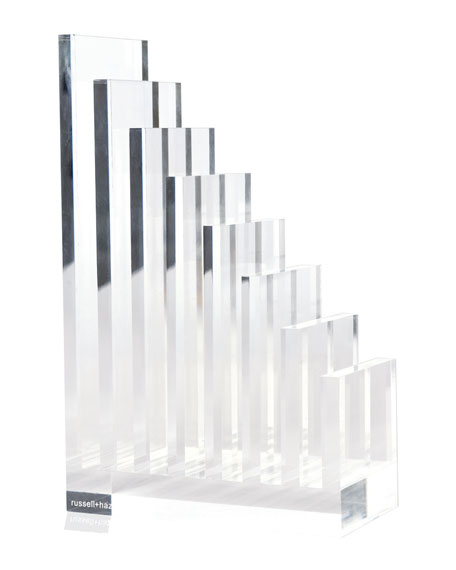 Acrylic Collator/Bookend