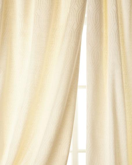 "Astor Curtain, 96""L"