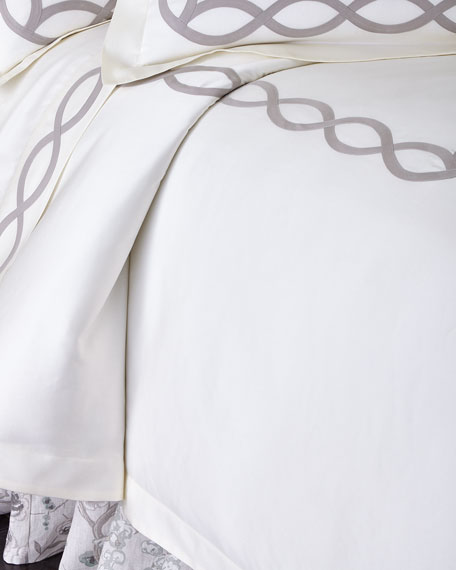 Twin Arcadia Duvet Cover