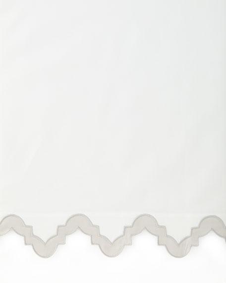 Full/Queen 520TC Elora Flat Sheet