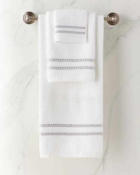 Lenox Pearl Essence Face Cloth