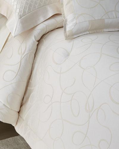 Leisure 3-Piece King Comforter Set