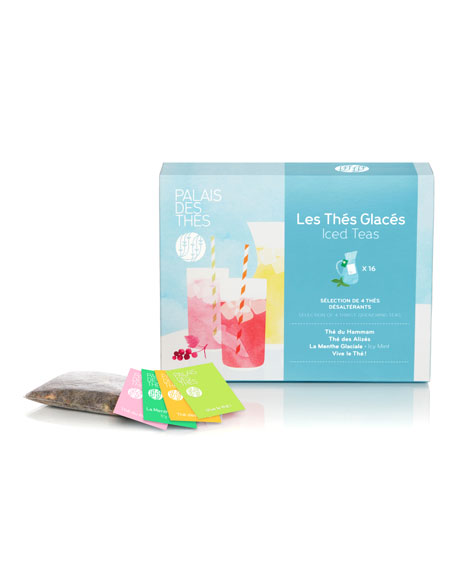 Palais des Thes Flavored Iced Teas Assortment Box,