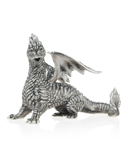 Regal Dragon Figurine