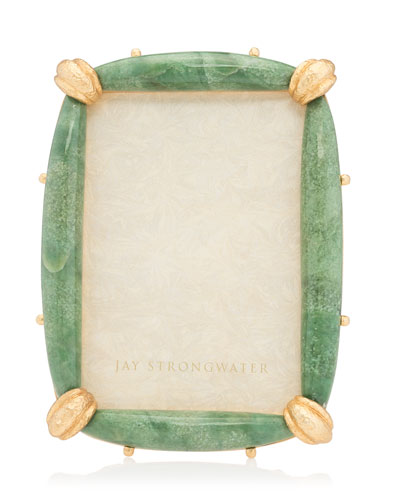 Green Garnet Picture Frame, 5
