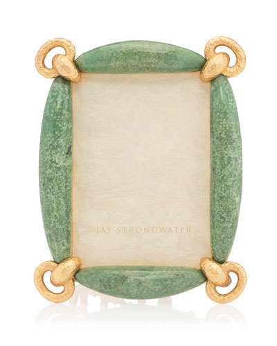Green Garnet Picture Frame, 3