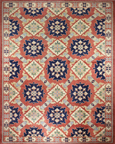 Patrice One-of-a-Kind Hand-Knotted Rug  8.1' x 11.1'