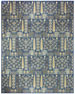 Zahava One-of-a-Kind Hand-Knotted Rug, 7.1' x 9.1'