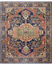 Howard One-of-a-Kind Hand-Knotted Rug, 8.1' x 9.9'