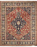 Melvin One-of-a-Kind Hand-Knotted Rug, 8.3' x 9.8'