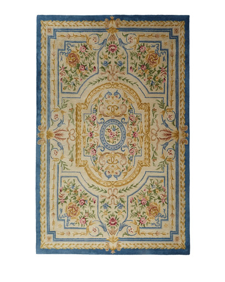 Jameson Hand-Tufted Rug, 9' x 12'