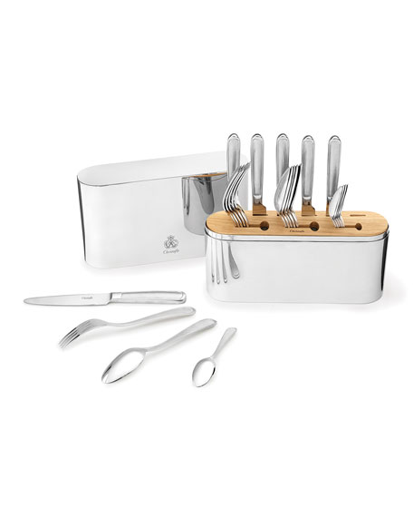 Concorde 24-Piece Flatware Set