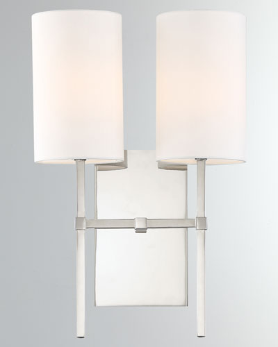 Veronica 2-Light Sconce