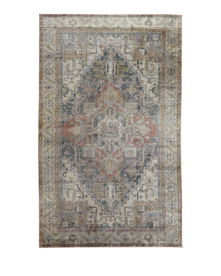Kaia Power-Loomed Rug, 12' x 15'